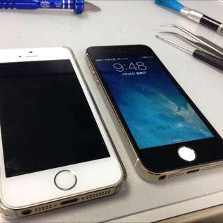 [精緻維修、不是賣手機]iPhone 5 /5s 維修