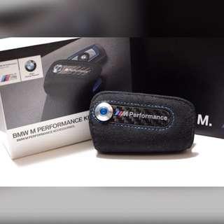 BMW M Performance麂皮鑰匙包