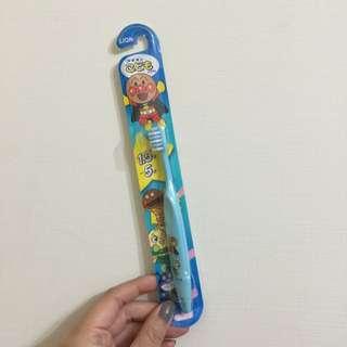 LION麵包超人兒童用牙刷