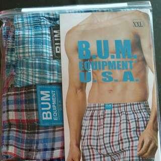 Brand new - Bum Equipment Boxer shorts (Male)
