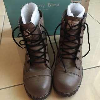 特賣~LeBunny Blue 紐約、韓國 小兔子短靴