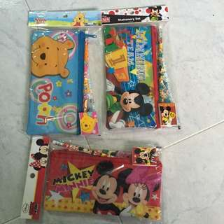Children Stationery Sets (Disney)