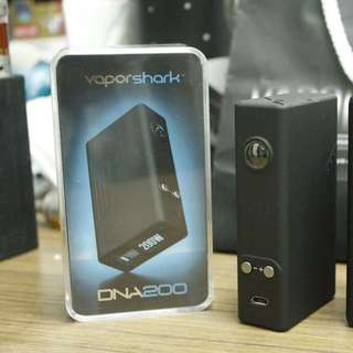 Vaporshark DNA200 (used Set)