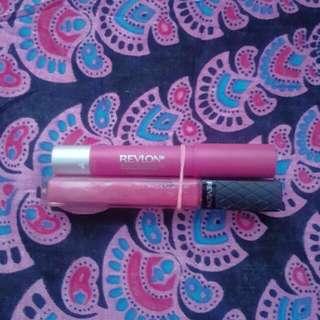 Revlon Lip Stain Stick & Lip Gloss
