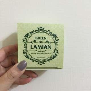 Green Lamian韓國蜘蛛絲肥皂
