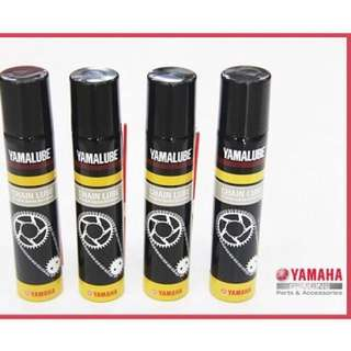 Yamalube - Chain Lube & Engine Oil