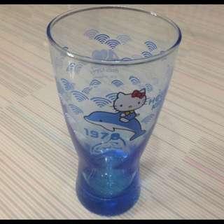 全新✨hello kitty玻璃杯