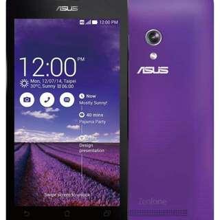 ASUS zenfone 5 紫色