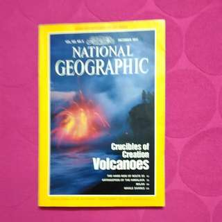 Dec 1992 National Geographic Magazine