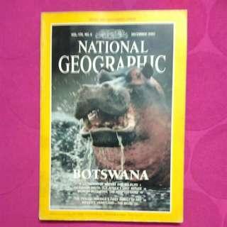 Dec 1990 National Geographic Magazine