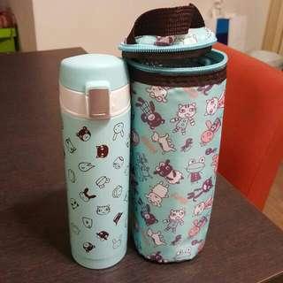 (2個免運)阿朗基保溫杯保溫瓶保溫袋組
