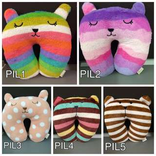 Cute Neck Pillow Toy