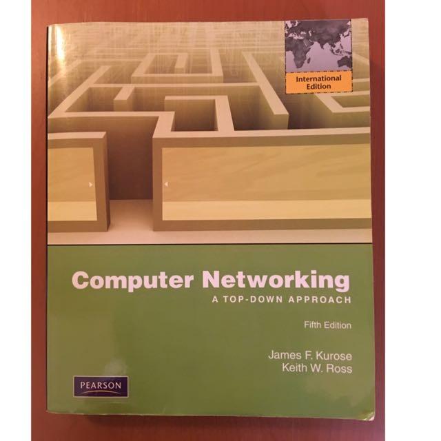 ‼️9成新 ‼️[二手]電腦網路 Computer Networking