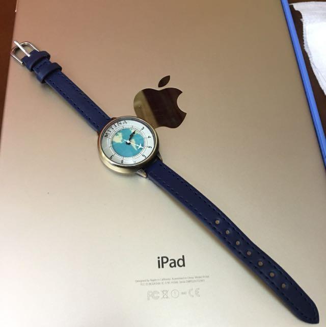 世界旅行手錶✈️