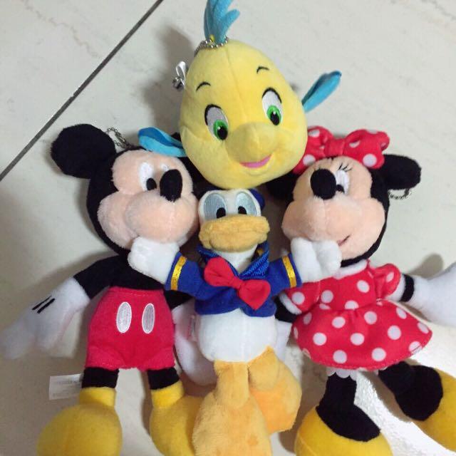 🇯🇵迪士尼娃娃大出清