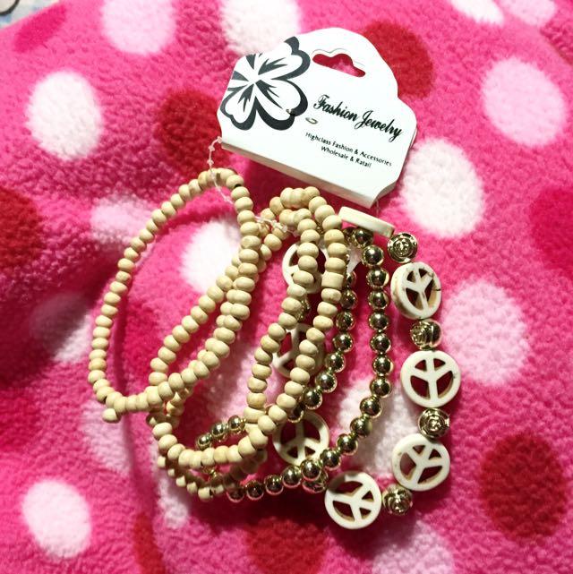 串珠編織手鍊