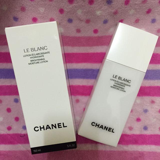 全新 香奈兒珍珠光感淨白化妝水150ml