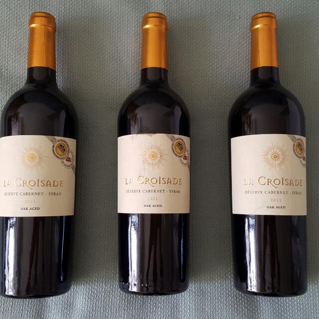 法國向日葵特級紅葡萄酒 2011 紅酒(原價1支700)