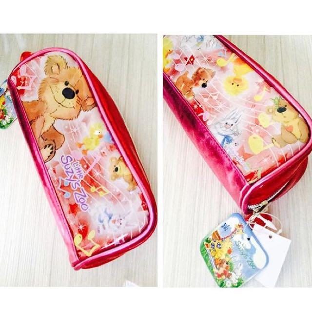梨花熊 筆袋 日本