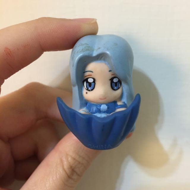 真珠美人魚 諾威爾 指偶