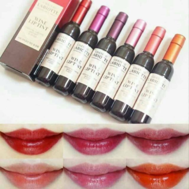 ⏳預購💛 Labiotte 紅酒染唇液  (奶酪陷阱~金高恩代言) 唇蜜 唇膏