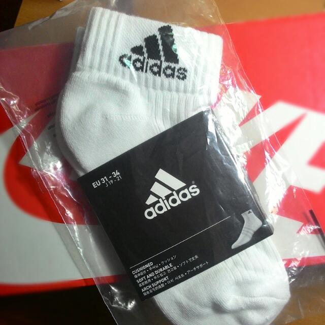 【全新】Adidas襪子 毛巾襪 運動襪