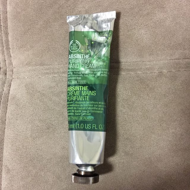 Body Shop Hand Cream