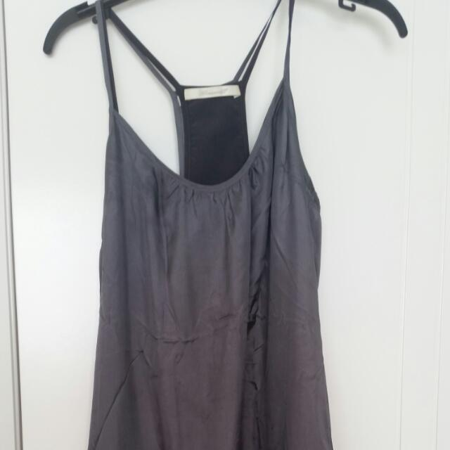 Bracewell Silk Dress