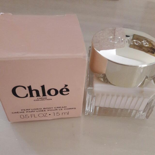 Chloe Perfumed Body Cream Miniature 15ml