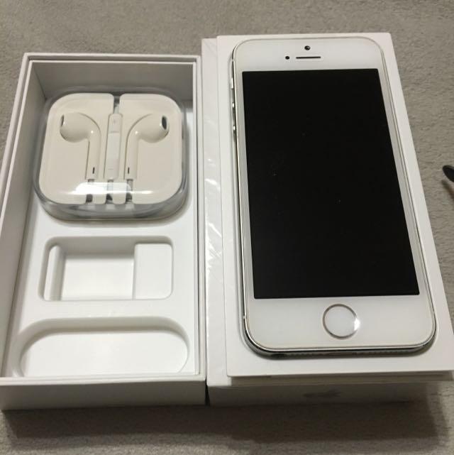 iPhone 5S 32g(保留中)