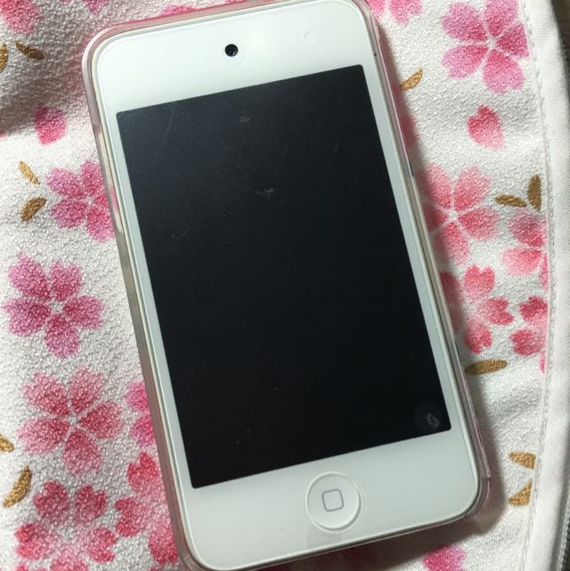 🍎iPod touch4  8GB