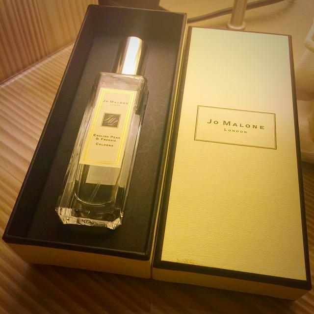 JO MALONE  英國梨與小蒼蘭 香水 30ml