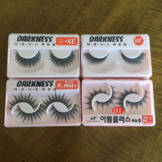 Korean Eyelashes