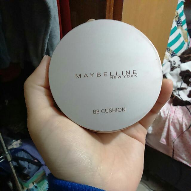 Maybelline氣墊粉餅