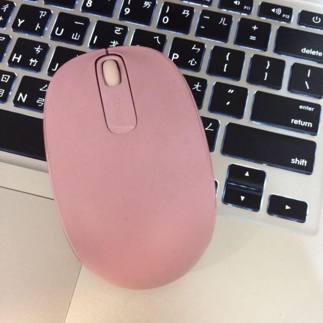 Microsoft 無線行動滑鼠1850