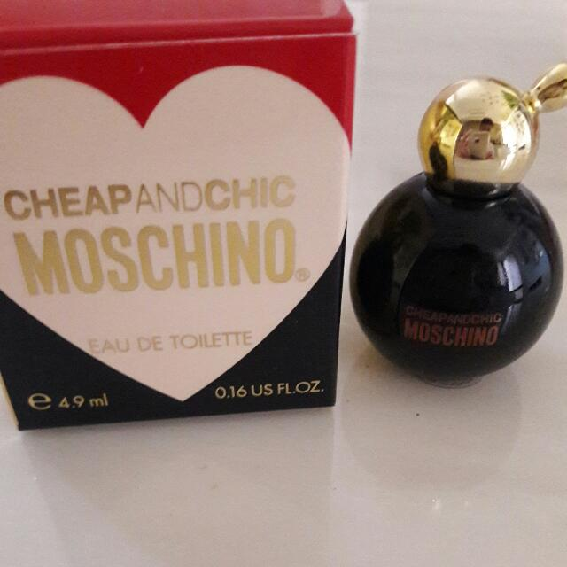 Moschino Cheap And Chic EDT Miniature 4.9ml