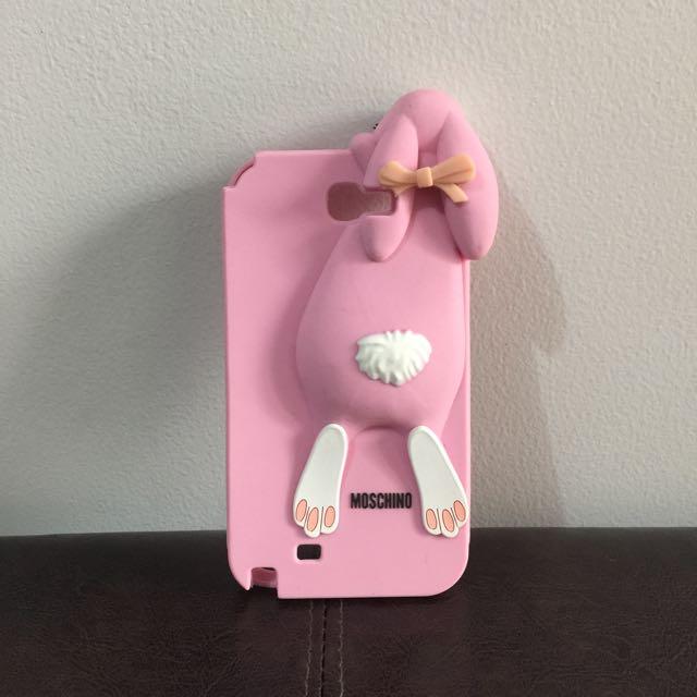 Moschino Rabbit Soft Pink