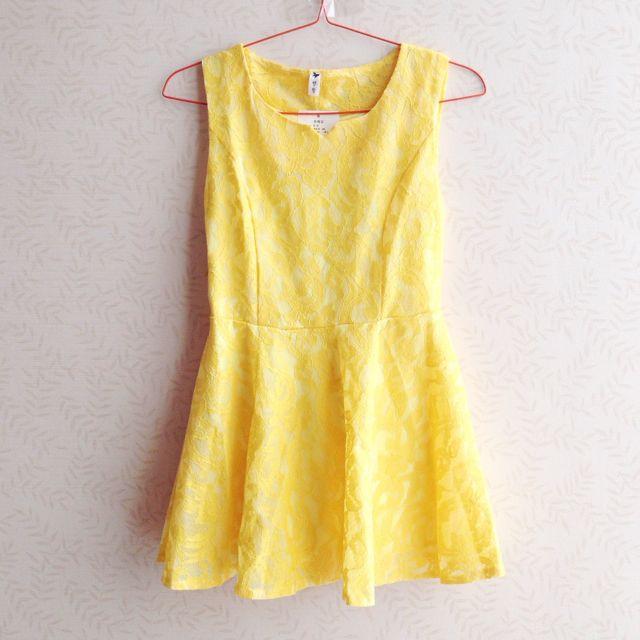 NEW! Goldie Mini Dress