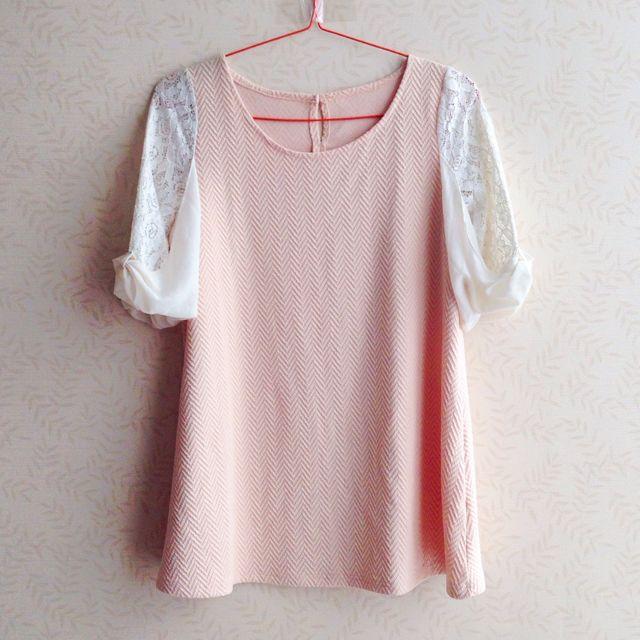 NEW! Peach Blossom Dress