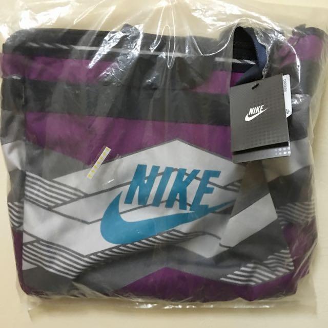 (全新)NIKE 手提購物袋.肩背包