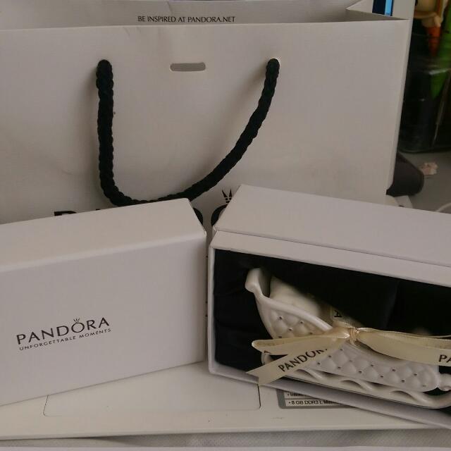 Pandora 會員禮 聖誕擺飾