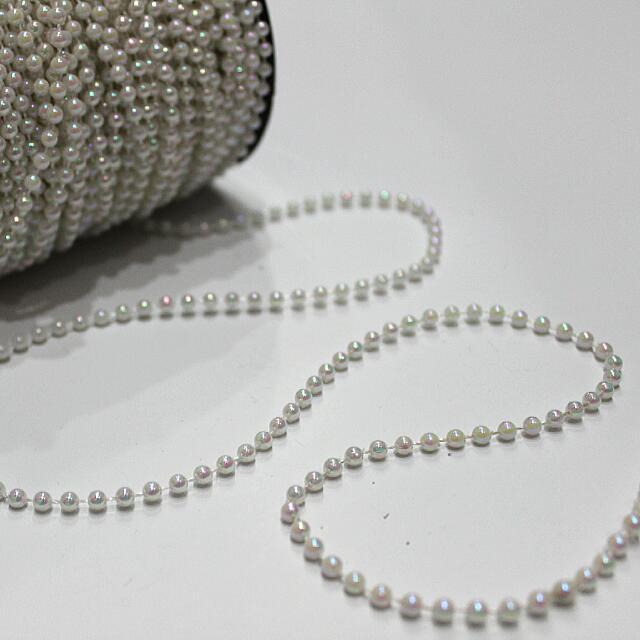 Pearl Strings - Multicoat 4MM