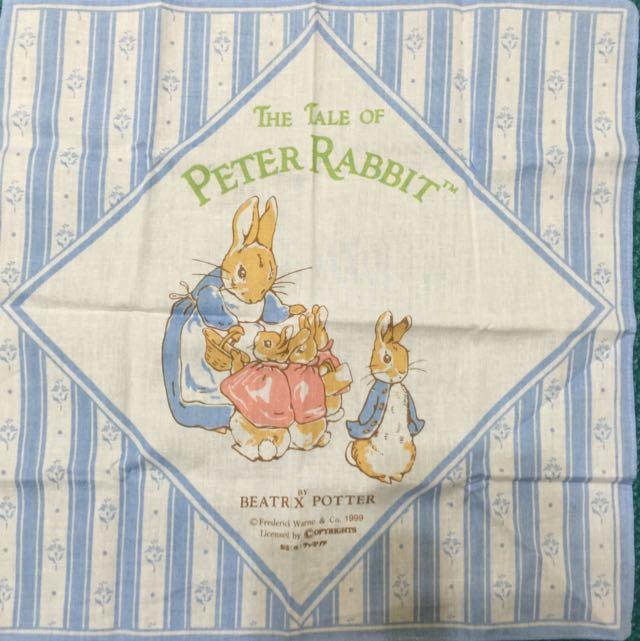 Peter Rabbit彼得兔 大方巾