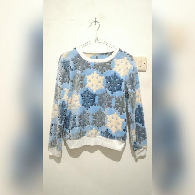 Snowflakes Sweater