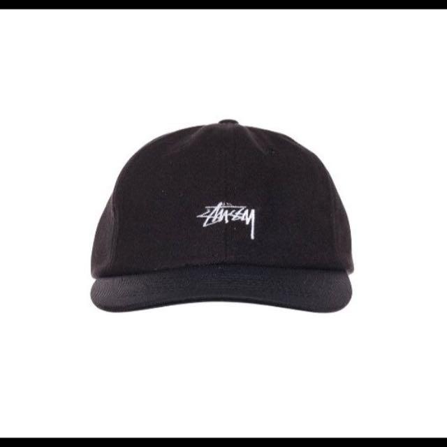 ❣stussy I.S.T ballcap black 老帽