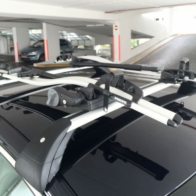 Volvo V40 Bicycle Rack, Sports on Carousell