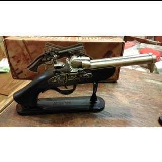 造型打火機 [商品圖案]復古槍