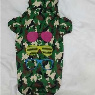 Military Design Dog Cloth
