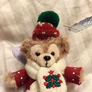 迪士尼聖誕節版Duffy(限量)