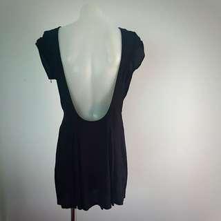 Tigermist Backless Dress